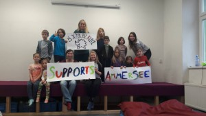 Podporujeme školu v Ammersee
